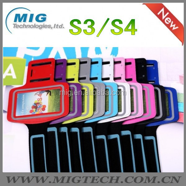 For Samsung s3 captain arm band for Samsung Outing Sports Jogging Armband mobile phone