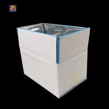 insulated XPS fruit boxes with aluminium foil