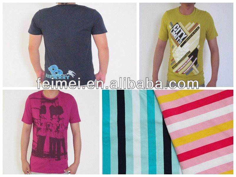 colored t shirts and small quantity clothing manufacture