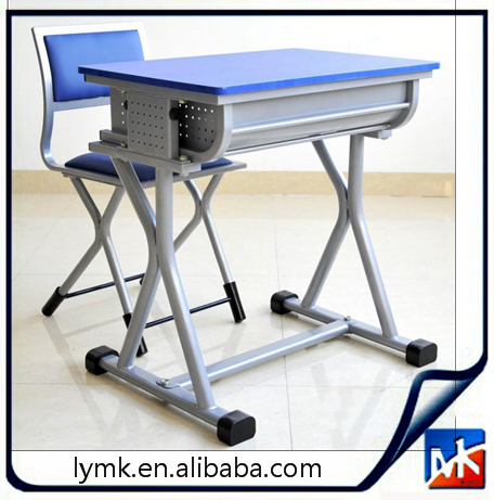MK combo school desk and chair, school desk with attached chair, modern school desk and chair