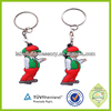 Promotional Cheap Personalized plastic car key tags