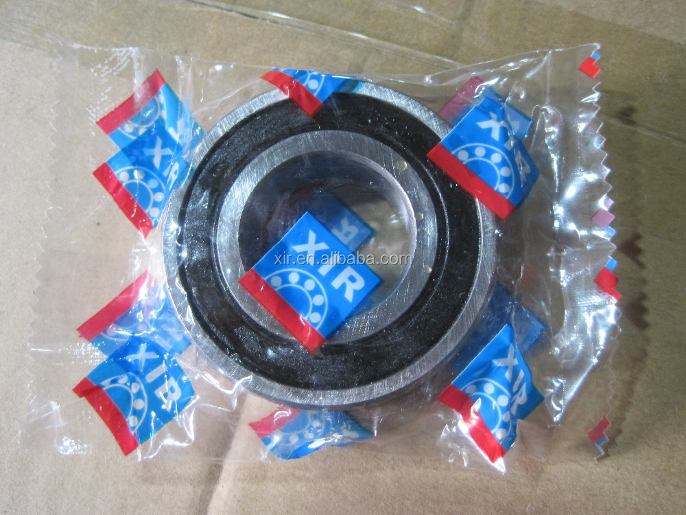 XIR Bearing deep groove ball bearing 6304-2RS chrome steel bearing ABEC-1
