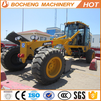 Best Price Mini Grader GR100 100HP XCMG Small Motor Grader For Sale