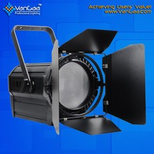 200W Fresnel Tungsten Spot Light Stage Theater LED Fresnel Spot Light