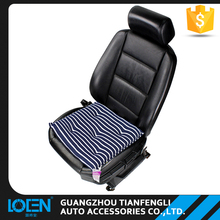 LOCEN Fashion Design Polyester Fabric Women Car Seat Cover
