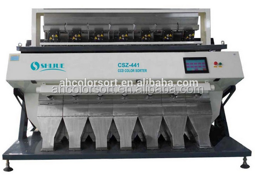 competitive price CCD automatic cardamom color sorter/sorting machine made in China