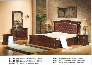 B16-15 Bedroom Sets