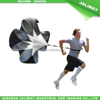 40 Inch Black Speed Training Parachute Running Chute
