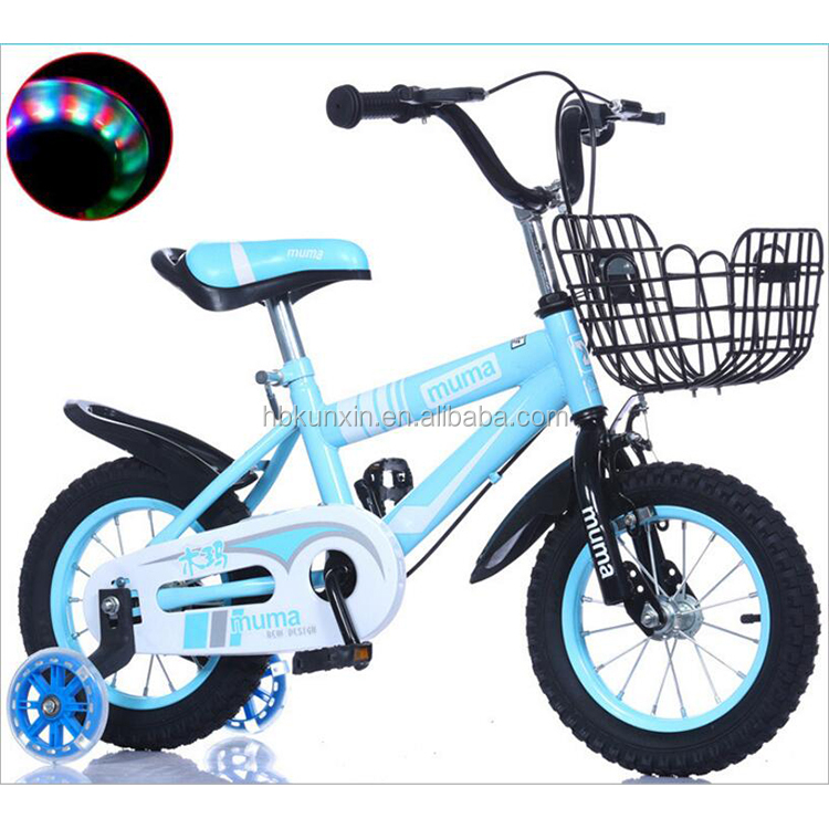 2018 High Performance Child Children Bike Bicycle with Training Wheel