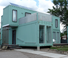 Movable Modern Low Cost Modified Container Prefabricated/Prefab House