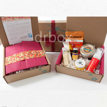 Monthly Subscription Maling Boxes Printed Corrugated Box Cardboard Shipping