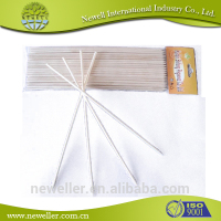 2014 Wholesale round wooden dowel disposable round wooden stick