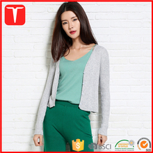 Korean style bolero women's cardigan sweaters