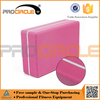 High Density Fitness Exercise Foam Yoga Brick