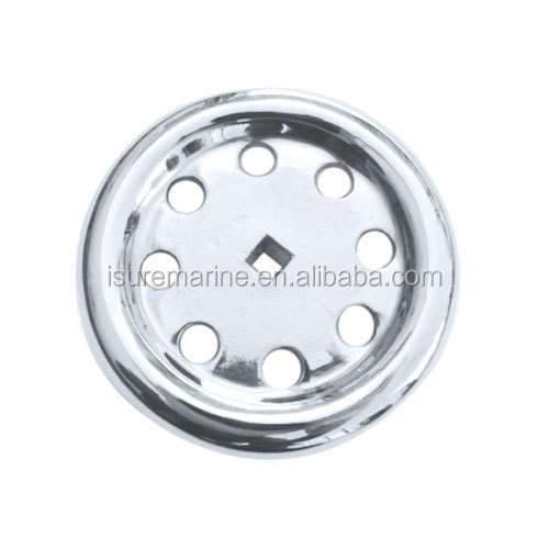 STAINLESS STEEL FITTINGS STEERING WHEEL FOR BOAT SHIP MARINE