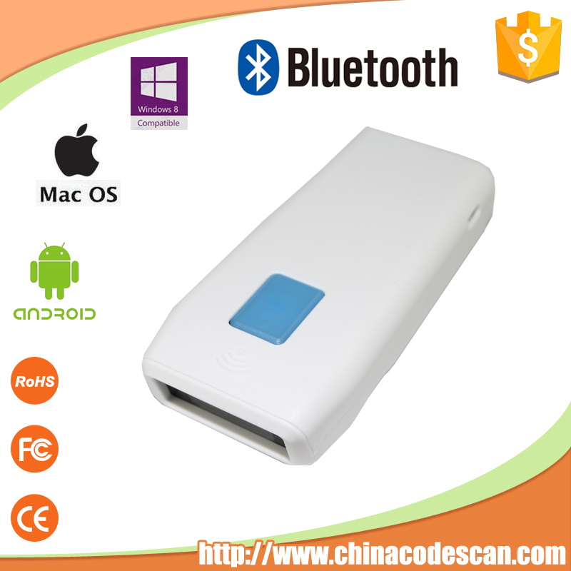 Z1 Android mobile bluetooth mini wireless barcode reader