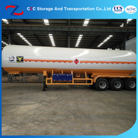 Top Quality Transporting Tanker Lpg Trailer