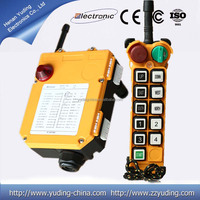 F24-10S TELEcrane Wireless Remote Control 12v AC/DC Forest Winch Radio Wireless Remote Controller relay switch