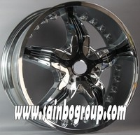 5x120 22 inch chrome car alloy wheel rim, wheel rims china wholesale
