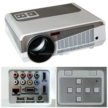3000 lumens led beamer full hd 1080p home theater projector with wifi