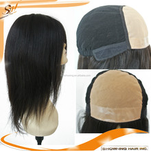 Best quality all hand made silk top medical wig for Alopecia