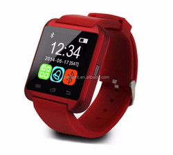 1.54'' Touch Screen W8 The Best Bluetooth Hand Cell Phone Smart Watch Mobile Phone