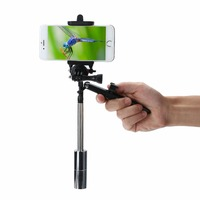 Portable SmartPhone Handheld Sports Camera Phone Stabilizer Steadycam Camera Stand For Go pro Hero5 / 4