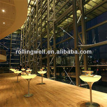 LED event table/led mobile table/table furniture
