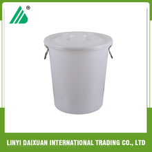 New design 20 gallon empty plastic barrels 75 liter paint bucket with great price