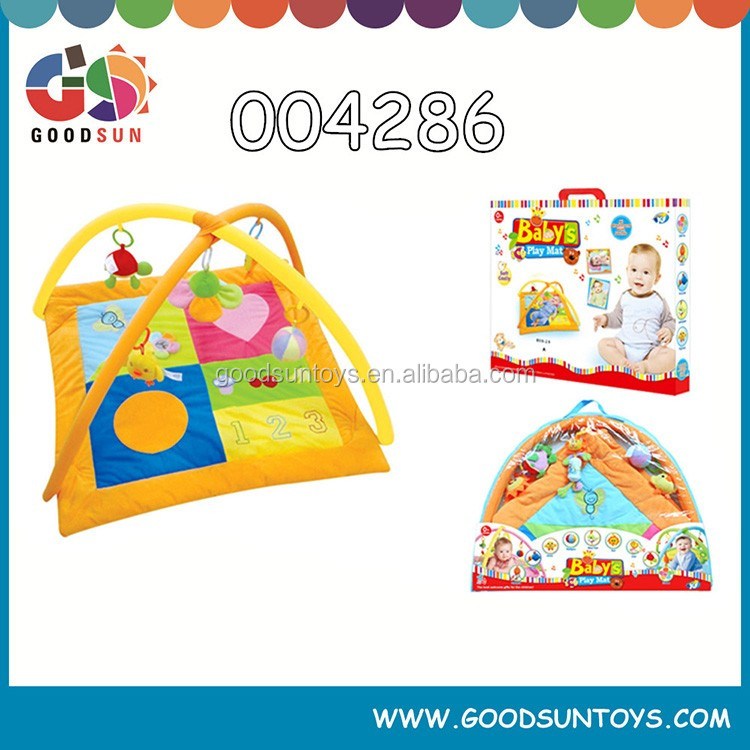 High quality play gym activity mat for baby with EN71