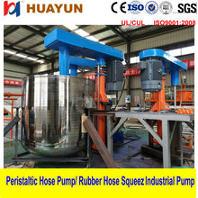 1000L hydraulic lift Emulsion paint production High speed Disperser
