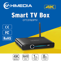 Huawei Hisilicon Hi3798M Himedia Q3 Quad Core Support 4K UHD HEVC 3D BDISO 2G RAM KODI 15.2 Android Smart TV Box Skype