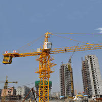 Sany SYT80(T5710-6) China Famous Lifting Machinery tower crane manufacturer in india