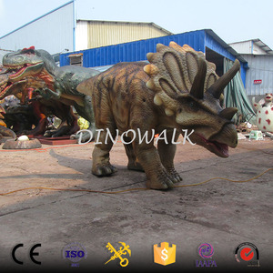 DW-1277 Stage show high quality walking dinosaur costume