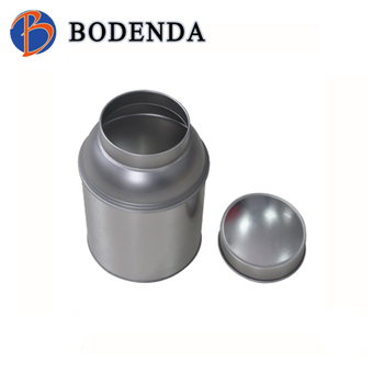 wholesale high quality japanese round large tea tins