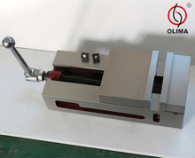 Powerful Precision QM16 Accu-lock Machine Vices with Material HT200