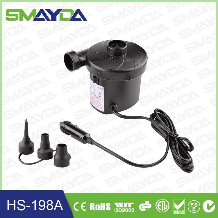 DC electric air pump electric air pump for car 12v air pump for Inflatable products