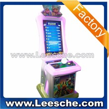 LSJQ-791 leesche 2015 parkour video game coin operated electronic redemption game ticket machine indoor amusement game machine