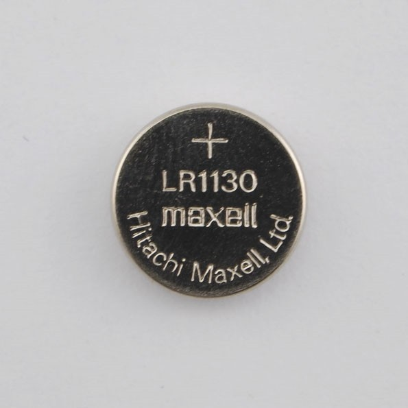 maxell LR1130 button battery