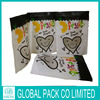Hot Sale Lovely Fruit Zipper Lock Stand Up Pouch Packaging Bags Wholesalers