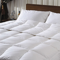 Wholesale Luxury Goose Down Quilt For Adult