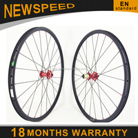 2016 popular chinese mountain bike wheels cycling carbon mtb wheelset 29 with 21mm clincher 30mm 3k matte carbon rims