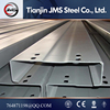 HOT!factory supply top quality structure material c type channel steel purlin for saleC Channel Purlins Specification