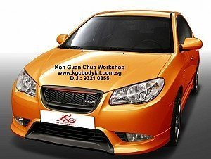 car body kits-Front Grill