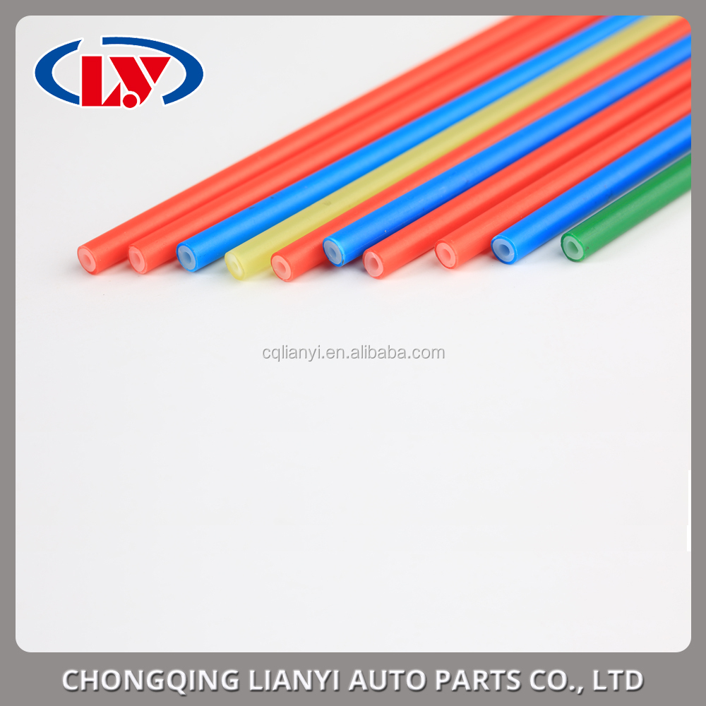 Colors Double Layer Plastic Tube with PP Coating