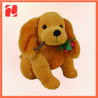 2014 inflatable christmas decoration dog