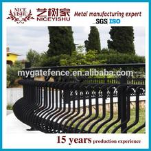 Brand new ornamental cast iron fence finials with high quality