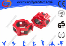 High Quality Gym Barbell Bar Spring Collar