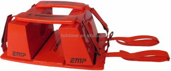 ORANGE HEAD IMMOBILIZER W/ EMP LOGO (HIM-S-OEMP)