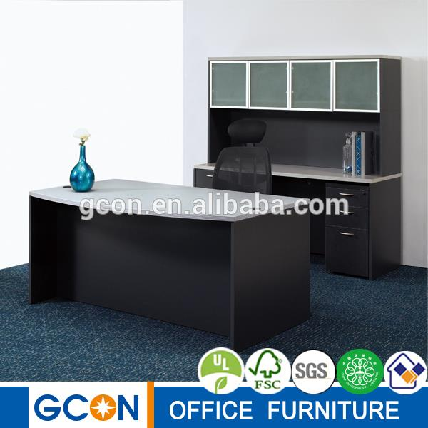 Luxury laminate office furniture/office furniture manager wood desk